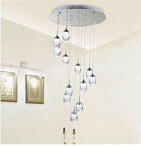 Ideas of stairwell pendant lights
