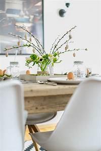 Tipps Für Tischdeko : tischdeko zu ostern g nstig minimalistisch ~ Frokenaadalensverden.com Haus und Dekorationen