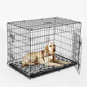 Grande Cage Pour Chien : cage de transport pour grand chien pas cher khenghua ~ Dode.kayakingforconservation.com Idées de Décoration