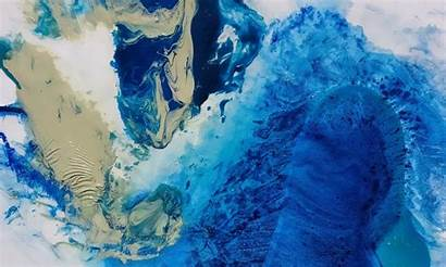 Abstract Painting Wallpapers Paint Water Background Colour
