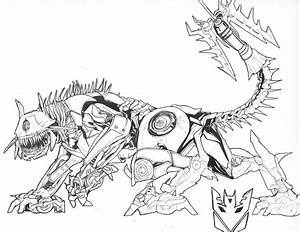 Transformers Age Of Extinction Coloring Pages - AZ ...