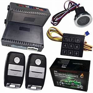 Portuguese Version Manual Remote Engine Start Stop Car