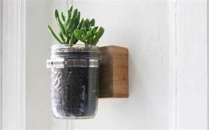 Diy Deco Murale : une plante murale diy shake my blog ~ Dode.kayakingforconservation.com Idées de Décoration