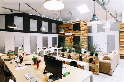 Modern Office Design Trends  Cool Office Layouts
