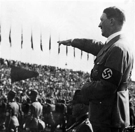 Nürnberg 1935: Über Nacht ließ Hitler Rassengesetze