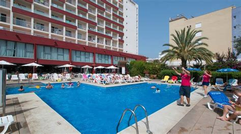 Medplaya Hotel Santa Monica à Calella, Barcelona Costa
