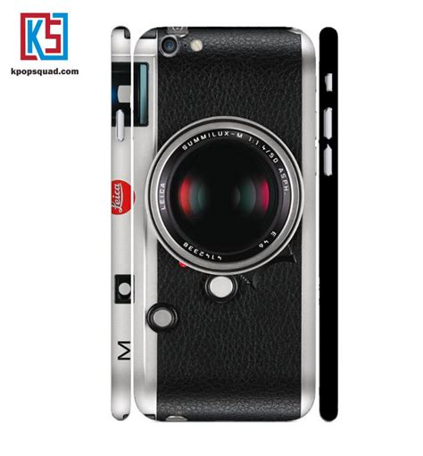 custom case smartphone casing hp tema leica retro