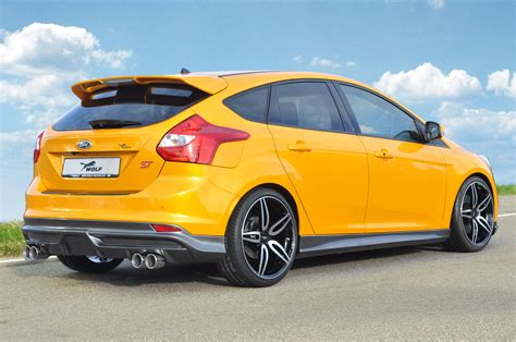 Ford St by Wolf Racing Ford Focus St 370hp And 556nm