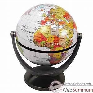 Mini Globe Terrestre : globe terrestre mini globe g ographique stellanova non lumineux mod le classique b ~ Teatrodelosmanantiales.com Idées de Décoration