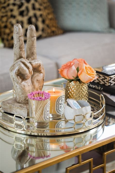 Can be shipped with or without glass. Spring Coffee Table Decor! See How They Did It!