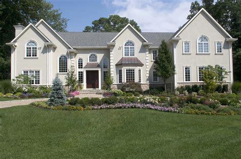 lawn landscaping pictures front yard landscape design bergen county nj