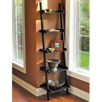 leaning ladder shelf leaning ladder towel rack feel the home