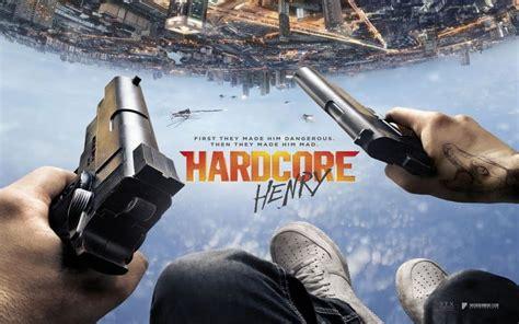 hardcore henry review nerd