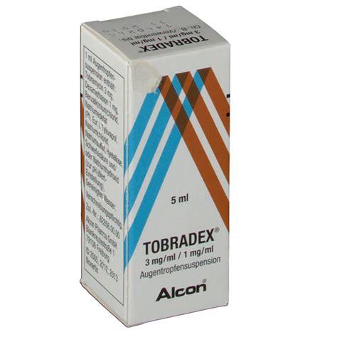 tobradex mgmlmgml augentropfen suspens  ml shop