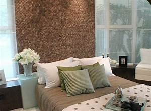 Top best bedroom designs with wall tiles pics photos