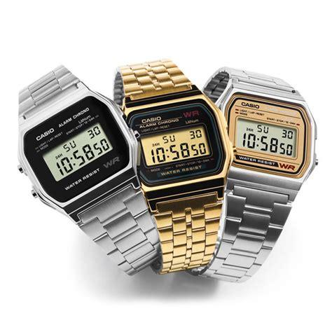 Casio Uhr Gold Herren 2423 by Trendige Uhren Casio Hier Sind Die Trends