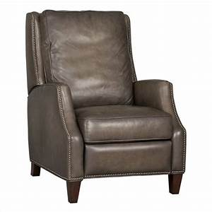 Hooker Furniture Seven Seas Leather Recliner Chair in