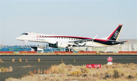Mitsubishi Aircraft receives first MRJ cancellation | The ...