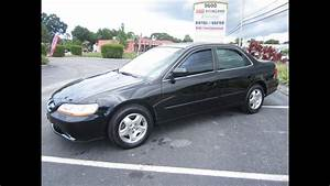 Sold 2000 Honda Accord Ex