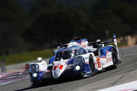 Toyota And Lexus Unite Most Motorsport Activities Under ...