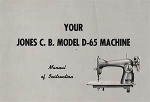 Jones Model D
