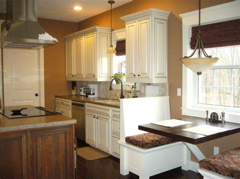 Decorating With White Kitchen Cabinets  Designwallscom