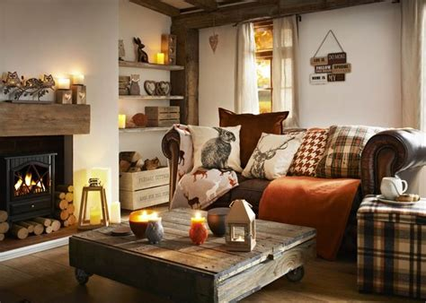 Autumn Inspired Interior Designs To Fall In Love With