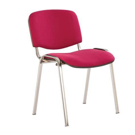 chaise conférence chaises de conférence iso chrome vendu par 2 chaise