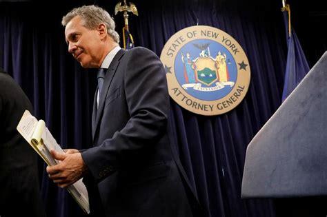 york report ny ag eric schneiderman accused