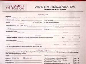 printable college application a thing of the past With how to apply for college