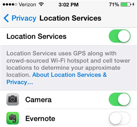 how to turn location services on iphone ios 7 battery blues seven ways to boost iphone
