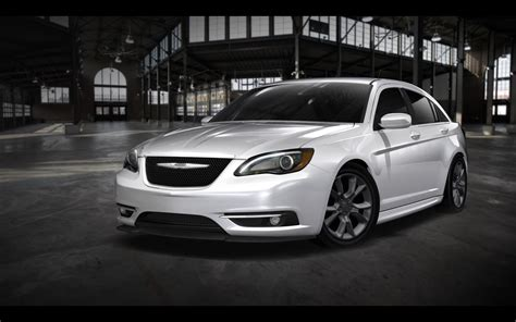 Chrysler Super S 2012 Wallpaper