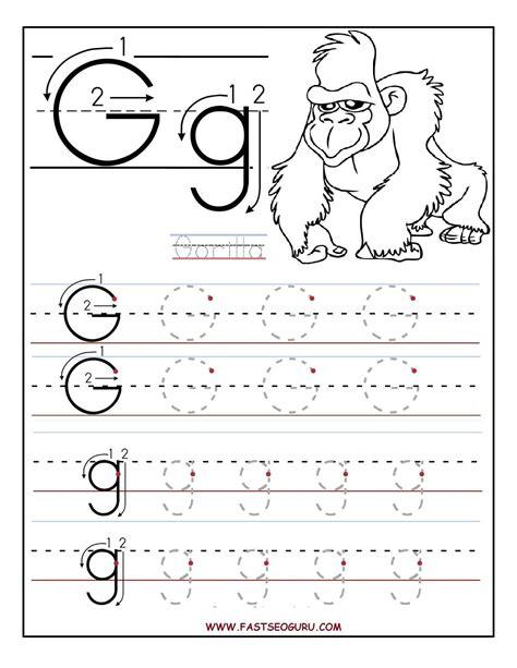 worksheets  preschoolers printable letter  tracing