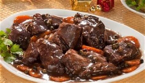 recipe boar chestnut stew