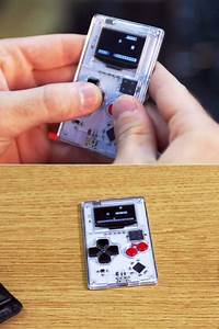 Arduboy is an open source game boy system that39s no larger than a business card techeblog for Business card software open source