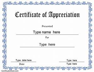 Certificate street free award certificate templates no registration required for Certificatestreet com