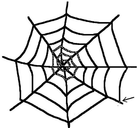 spider web template hear a whisper program we learn from spiders