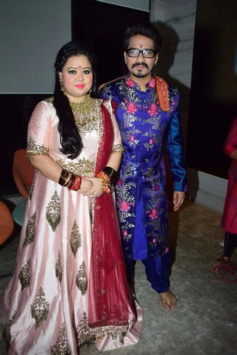 In pics: Ahead of marriage, Bharti Singh and Harsh ...