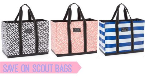 50% Off Select Scout Bags