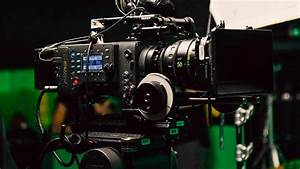 Cameras and professional filmmaking equipment - DOP, DIT, DATA