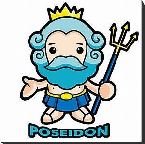 Poseidon Clipart - ClipArt Best