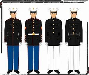 United States Marine Corps Dress Blues - Today by Grand ...