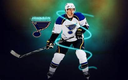 Hockey Wallpapers Ice Player Nhl Helmet Johnson