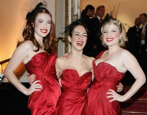 The Puppini Sisters Lyrics, Music, News And Biography