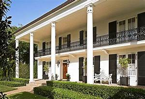 Get the Look: Southern-Style Architecture Traditional Home