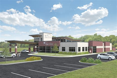 The Eye Clinic To Break Ground On Lake Charles New Office