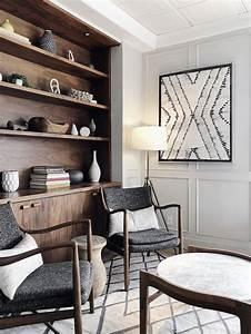 36, Amazing, Rustic, Scandinavian, Bedroom, Decor, Ideas