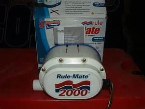 Rule Mate 2000  Lovett Bilge Pumps