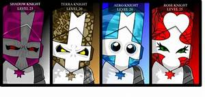 How To Keep Your Job Castle Crashers Concept Knight By Talo On Newgrounds