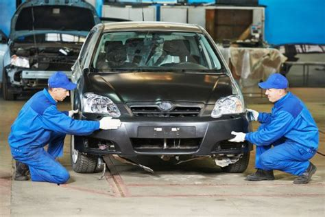Understanding The Different Types Of Auto Body Repair